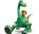 Spot (The Good Dinosaur)/Gallery