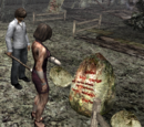 Silent Hill 4: The Room Characters