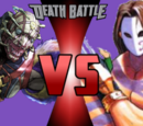 'Soulcalibur vs Street Figher' themed Death Battles