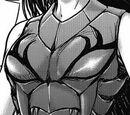 Demon Face Armor