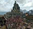 Skyrim: Miasta