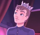 Backgrounder/Boy With Silver Crown