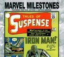 Marvel Milestones Vol 1