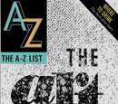 The A-Z List
