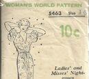 Woman's World 5463