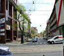 Ulica Gąsiorowskich