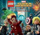 LEGO Marvel Cinematic Universe Phase One: Avengers Assemble
