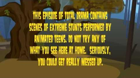 This Episode Of Total Drama Contains...