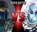 Sub-Zero VS Mr. Freeze