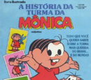 A História da Turma da Mônica