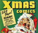 Xmas Comics/Covers