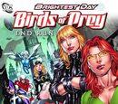 Birds of Prey: Endrun (Collected)