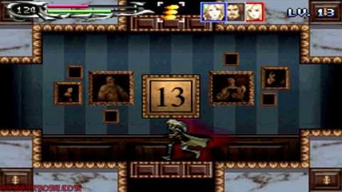 Castlevania Dawn of Sorrow Julius Mode (Dario, Alucard, & Puppet Master Pt. 2)