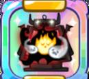 Darkness Absorbing Transparent Lantern