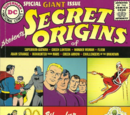 Secret Origins Replica Edition Vol 1 1
