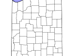 Dearborn County, Indiana