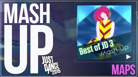 Just Dance 2015 - Maps MASH-UP Best of JD3 - 5 Stars