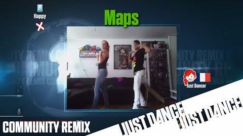 Just Dance 2015 - Maps Community Remix