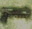 Glock 86 Heavy Plasma Pistol