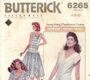 Butterick 6265 B