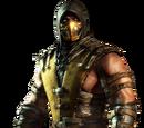 Scorpion (Mortal Kombat) (DC/Marvel Injustice)
