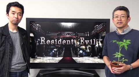 A message from the Producers of Resident Evil.-0