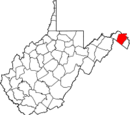 Berkeley County, West Virginia