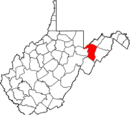 Grant County, West Virginia