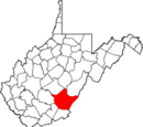Greenbrier County, West Virginia