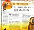The Leopard and the Baboon