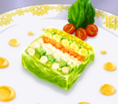Nine Vegetable Terrine