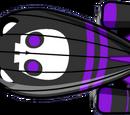 That Purple Blimp