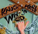 ¡Knock-Knock! ¿Quién es Ed?