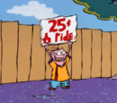 25 centavos el paseo/Galería