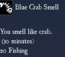 Blue Crab Smell