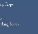 Climbing Rope (Effect)