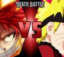 Natsu Dragneel vs Naruto Uzumaki