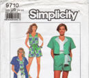 Simplicity 9710 A