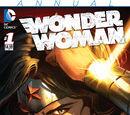 Wonder Woman Annual Vol 4 1