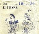 Butterick 4550 B