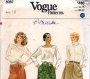 Vogue 8087 B