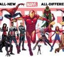 ADour/ALL-NEW, ALL-DIFFERENT MARVEL first look!