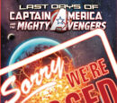 Captain America and the Mighty Avengers Vol 1 9