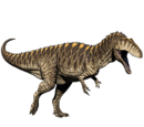 Akrokantozaur - domyślna skórka