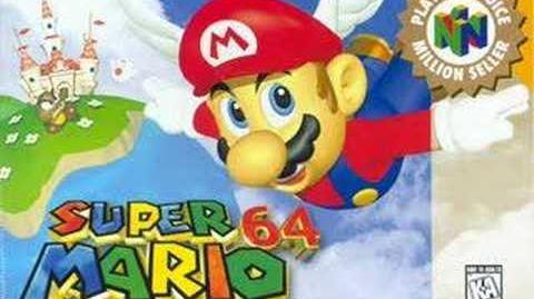 Super Mario 64 Dire, Dire Docks