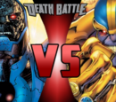 Darkseid vs. Thanos