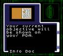 Resident Evil Gaiden files
