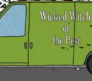 Wicked Witch of the Pest