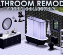 Bathroom Remodel Decor Collection