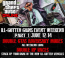 SociallyAwkwardEpic/Ill Gotten Gains Weekend Event